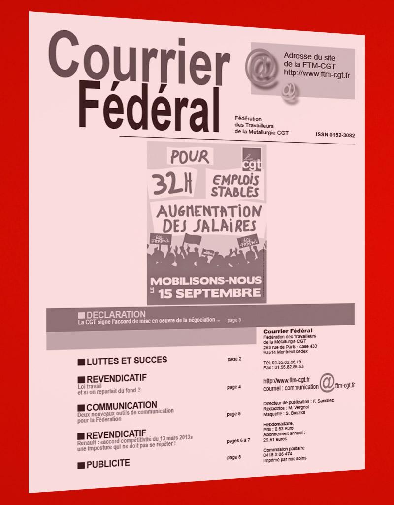Courrier Fédéral