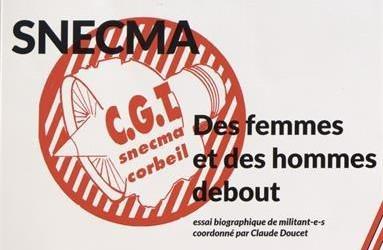 Snecma : des femmes et des hommes debout