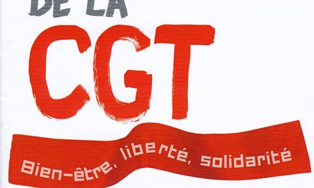Histoire de la CGT. Bien-être, liberté, solidarité