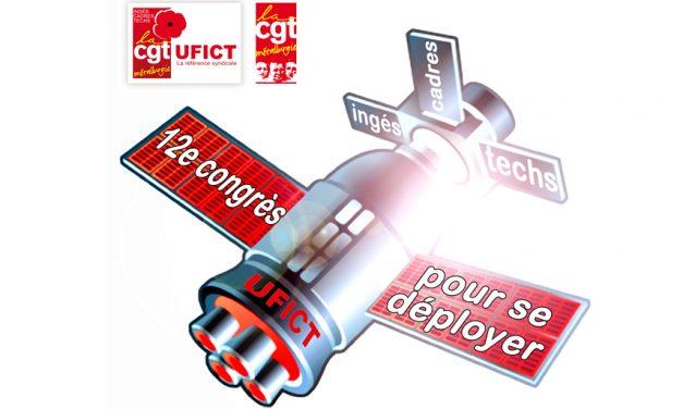 Intervention au XIIe congrès de l'UFICT | Saint-Ouen | 12-15 décembre 2016