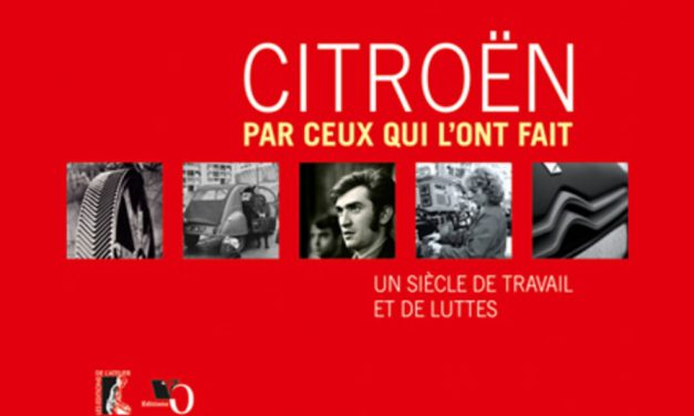 Citroën par ceux qui l'ont fait