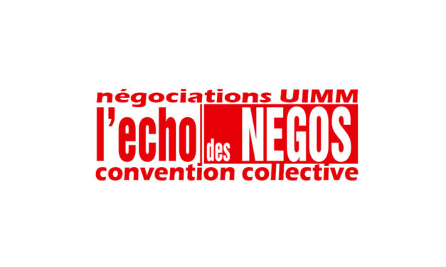 Réunion de négociation avec l'UIMM sur Classifications 4 Novembre 2016