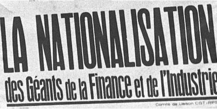 Ringarde, la nationalisation ?