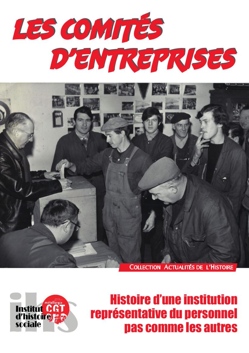 Brochure sur les comités d'entreprise