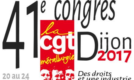 DOSSIER SPÉCIAL UFR 41e congrès fédéral : les délégués