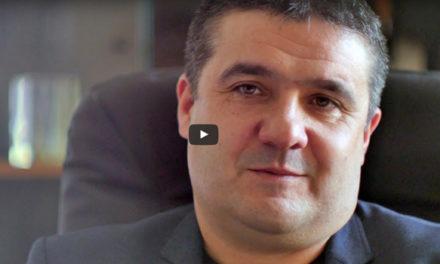 41e congrès fédéral | lancement du congrès avec l'Interview de Fréderic Sanchez