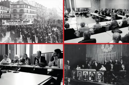 Les métallos du Front populaire à la Libération (1936-1946)