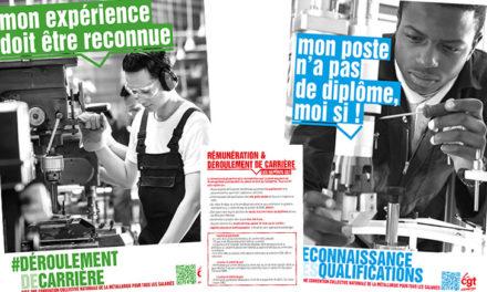 BON DE COMMANDE | AFFICHES et CARTES : «rémunérations et déroulement de carrière»