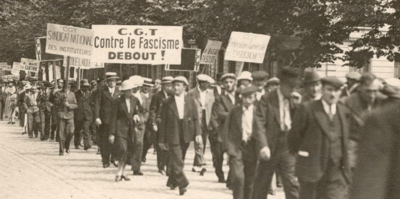 Lutte contre l'extrême droite, ses idées, ses pratiques