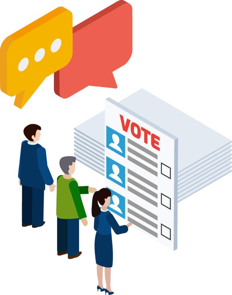 Elections professionnelles r inventer de nouvelles - Organisation bureau de vote ...