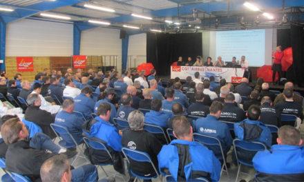 AIRBUS NANTES | Succès de la réunion d'information syndicale sur les négociations UIMM