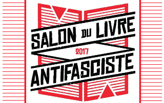 8-9 avril 2017 | Salon du livre antifasciste