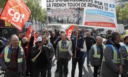 GM&S | La mobilisation se poursuit – Rdv mardi 23 mai à Poitiers