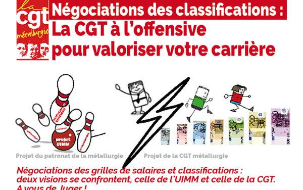 TRACT | La CGT a l'offensive pour valoriser votre carrière