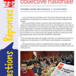 Bataille pour une convention collective Nationale | Questions-réponses