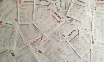 Convention Collective Nationale : 6 000 pétitions pour le Grand Est !