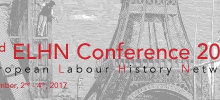 Colloque | ELHN 2017