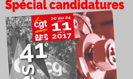 41e Congrès | Appel à candidature