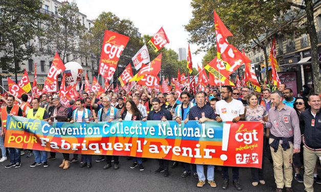 Convention Collective Nationale : les métallos au rendez-vous