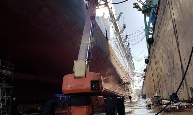Plus de 20 ans… enfin… lutte gagnante au chantier naval de Marseille !