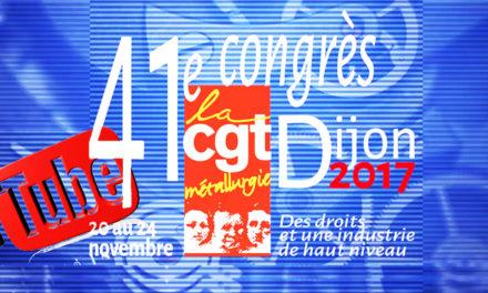 Le direct live du 41e congrès !