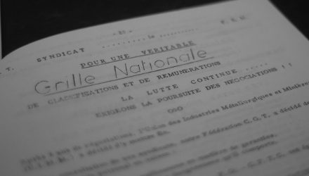 Un siècle d'accords nationaux de classifications (2)