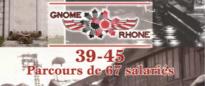 Gnome-et-Rhône. 1939-1945, parcours de 67 salariés