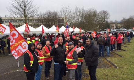 Journée de mobilisation du 15 mars dans le Grand Est