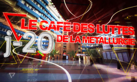 11 avril, 19h, rendez-vous avec le 1er magazine TV de la métallurgie CGT