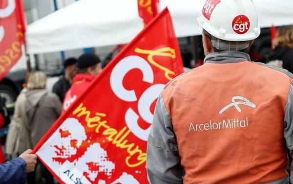 Reprise de l'Acier : la CGT réclame la relance des capacités de production en Moselle.