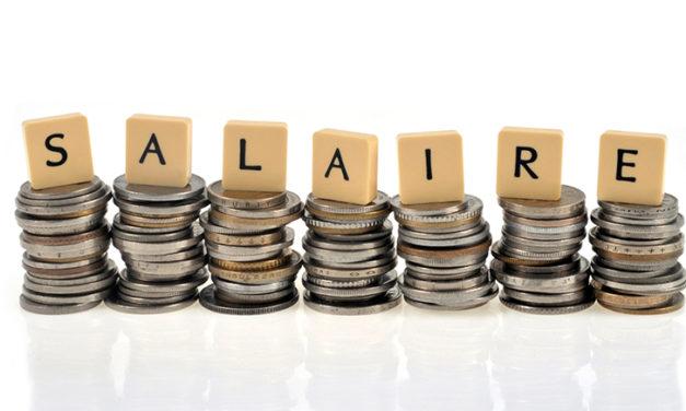 Le salaire,  un enjeu de société