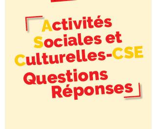 Guide | Activités sociales et Culturelles – CSE