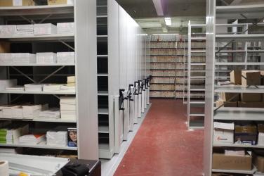 Du nouveau aux archives fédérales