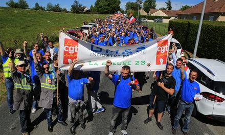 Les salariés de GMS et leur syndicat CGT montrent qu'ils ont raison