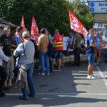 Les sidérurgistes de la Nièvre passent au laminoir les négociations nationales