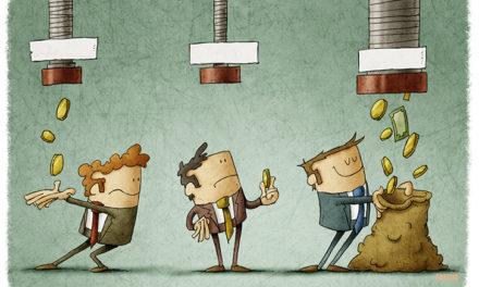 Les prestidigitateurs de l'augmentation salariale