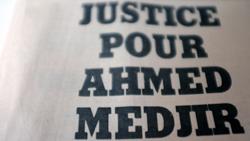 Ahmed Medjir, victime d'un commando antigrévistes