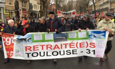 Manifestation toulousaine du 5 février 2019, des photos…