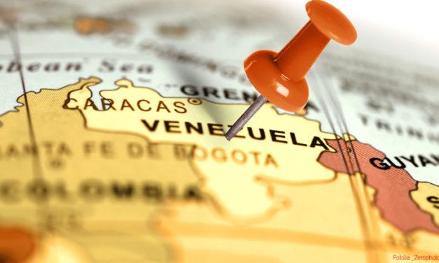 Le peuple Vénézuélien doit être respecté !
