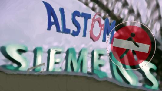 Fusion Alstom-Siemens, rejet