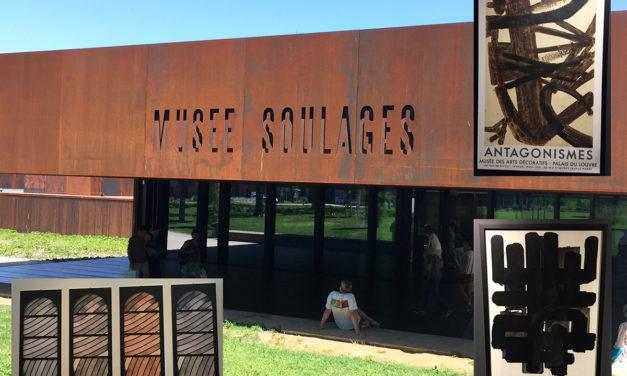 Dans l'Aveyron le musée Soulages … un incontournable !