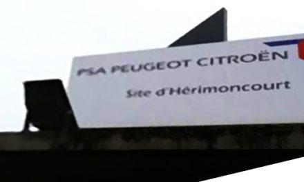 PSA Hérimoncourt doit vivre !