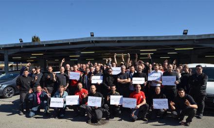 Mouvement de grève pour les salaires chez Renault Retail group