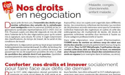 TRACT | Négociations sur les droits individuels