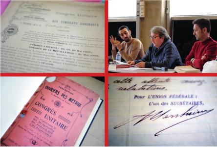 Repas des anciens 2019 | 1909, l'unité syndicale des métaux