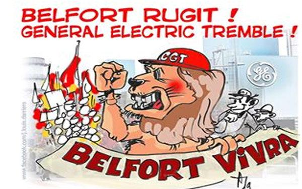 GEneral Electric | la manifestation du 22 juin comptera