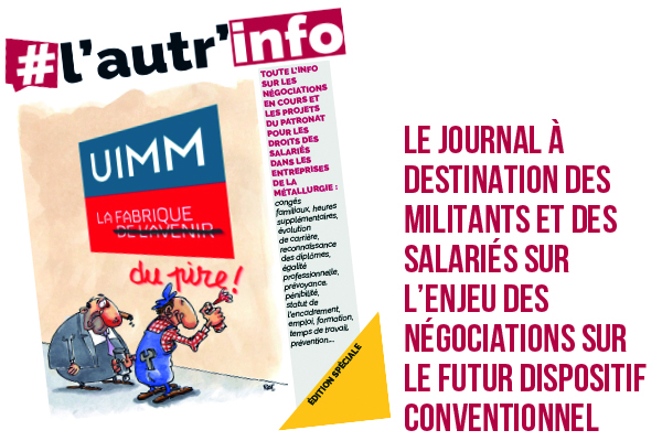 L'autr'Info | Négociations collectives