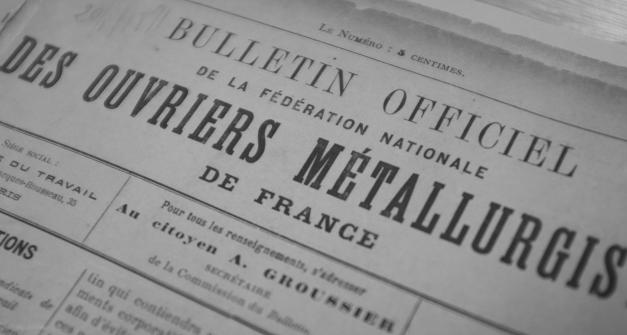 110 ans! Des métiers à l'industrie (1860-1909)