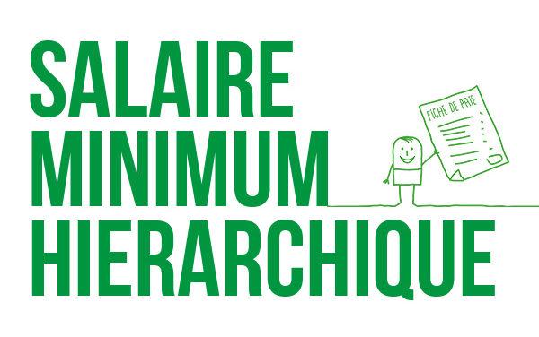 Salaire minimum hiérarchique : à manier avec prudence