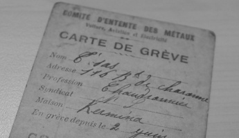 110 ans! Union et désunion (1909-1934)